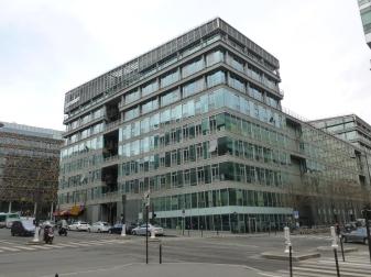 Bureaux (Dusapin et Leclerc Arch.).